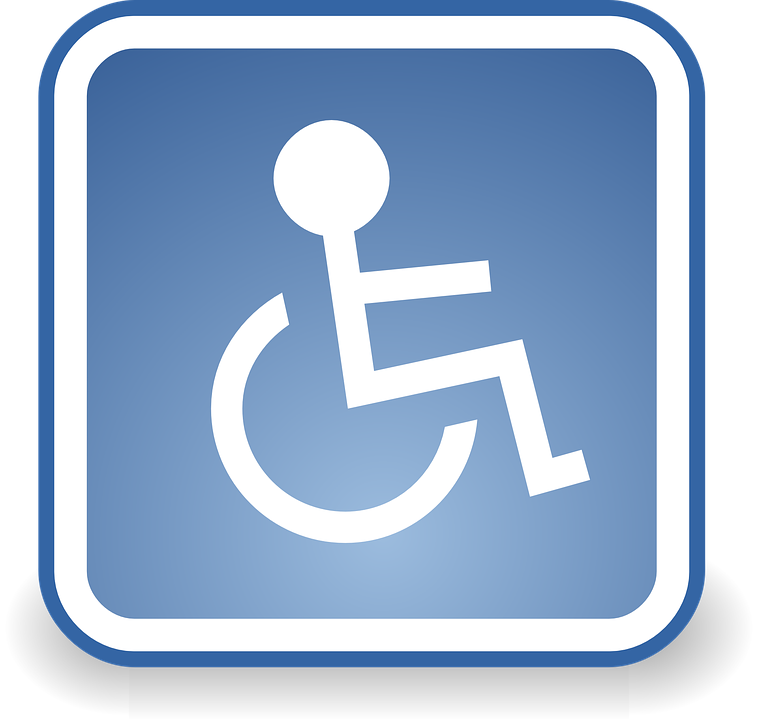wheelchair rating 1