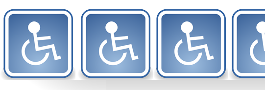 wheelchair access rating 3 5