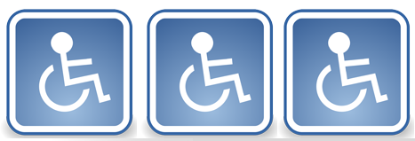 wheelchair access rating 3