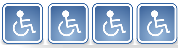 wheelchair access rating 4