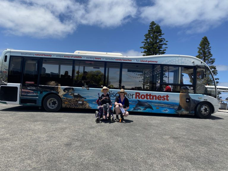 Wheelie Accessible Adventures Discover Rottnest Tour