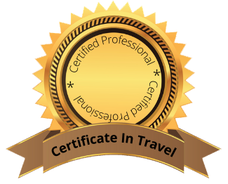 Cert Logo Travel