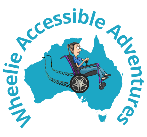 Wheelie Accessible Logo