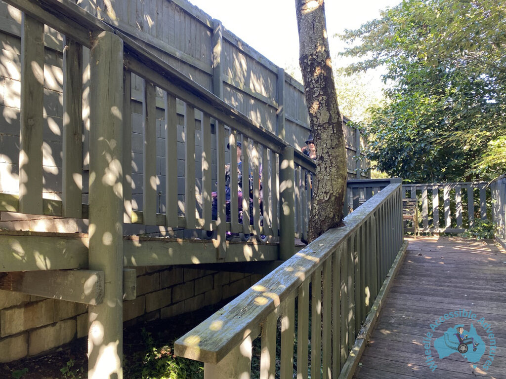 On Obi Maleny Accessible Cabin Ramp
