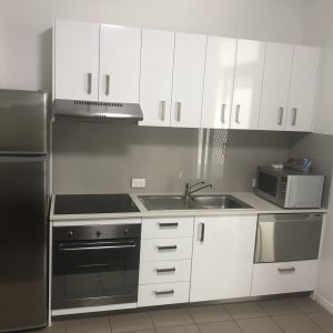 Accessible One Bedroom Kitchen
