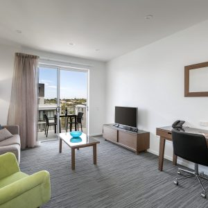 Quest Chermside on Playfield 2 BR Lounge
