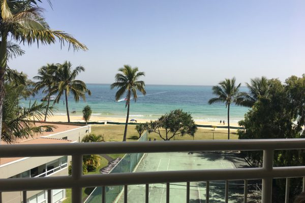 Tangalooma Accessible room view