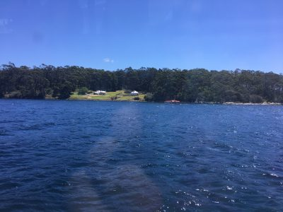 Port Arthur Cruise wheelchair access blog