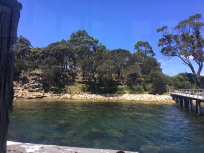 Port Arthur Cruise wheelchair access